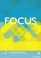 Focus 4 Student's Book - engleski jezik, udžbenik za 4. godinu srednje škole