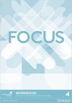 Focus 4 Workbook - engleski jezik, radna sveska za 4. godinu srednje škole