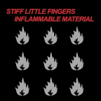 INFLAMMABLE MATERIAL (VINYL)