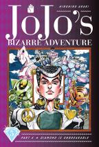 Jojo's Bizarre Adventure: Part 4 -Diamond Is Unbreakable, Vol. 5