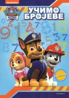 Paw Patrol - Učimo brojeve