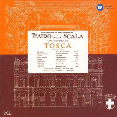 Pucchini: Tosca (1953 Mono) - Maria Callas Remastered 2CD