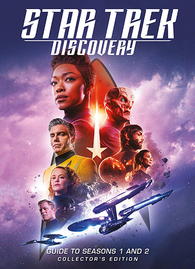 STAR TREK: DISCOVERY - GUIDE TO SEASONS 1 AND 2, COLLECTOR'S EDITION