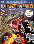 STICKER ENCYCLOPEDIA: DINOSAURS