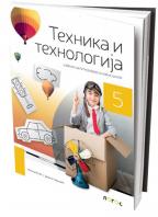 Tehnika i tehnologija 5, udžbenik za 5. razred osnovne škole
