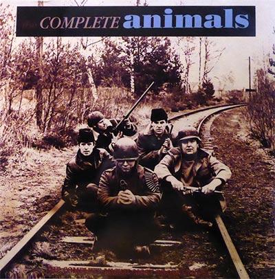 THE COMPLETE ANIMALS (VINYL) 3LP