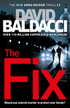 the fix amos decker series book 3