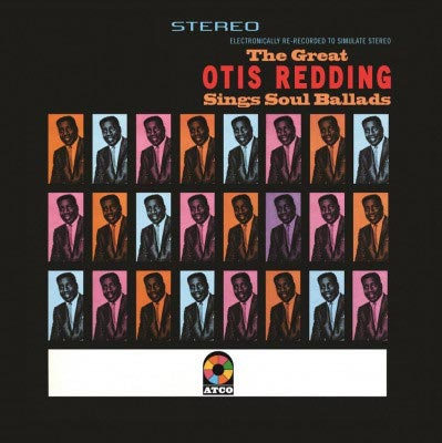 THE GREAT OTIS REDDING SINGS SOUL BALLADS (VINYL)