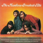 THE MONKEES GREATEST HITS (ORANGE & YELLOW MIX VINYL)