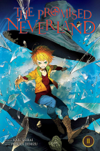 THE PROMISED NEVERLAND, VOL. 11: THE END