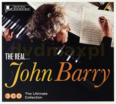 The Real... John Barry 3CD