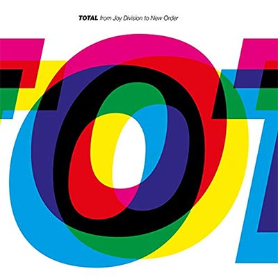 TOTAL FROM JOY DIVISION TO NEW ORDER (VINYL) 2LP