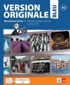 Version originale bleu - francuski jezik 2, udžbenik za 2. godinu gimnazija