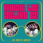 WHERE THE ACTION IS! - LOS ANGELES NUGGETS HIGHLIGHTS (VINYL) 2LP