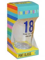 Čaša - Oh Happy Day, Pint Glass 18