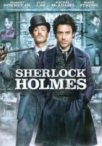 DVD ŠERLOK HOLMS