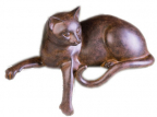 Figura - Cat, brown