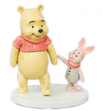 Figura - Disney, Pooh & Piglet