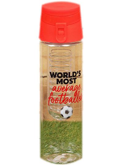 Flaša za vodu - Worlds Most Average Footballer 500ml