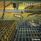 Kalendar-Dali 2021 30x30