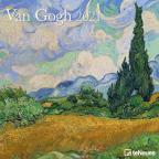 Kalendar-Van Gogh 2021 30x30