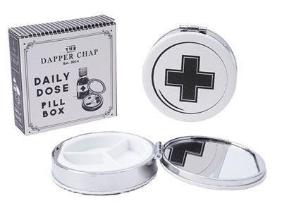 Kutija za lekove - Dapper Chap, Daily Dose