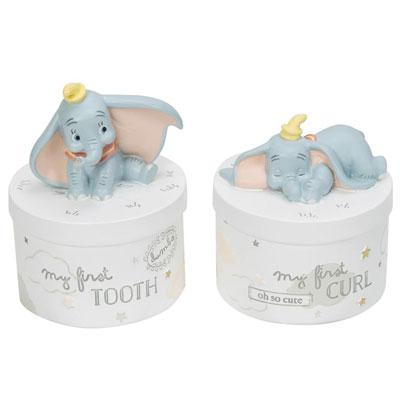Kutijice set/2 - Disney, 3D Tooth & Curl Dumbo
