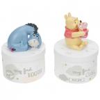 Kutijice set/2 - Disney, 3D Tooth & Curl Winnie & Piglet
