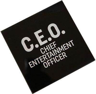 Podmetač - Glass CEO