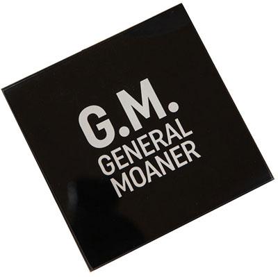 Podmetač - Glass General Moaner