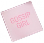 Podmetač - Pink Glass Gossip Girl