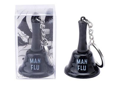 Privezak/zvono - Dapper Chap Man Flu