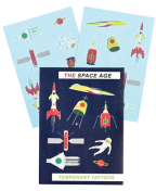 Privremene tetovaže - Space Age