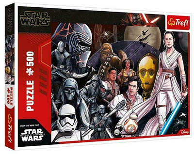Puzzle - Long live the Resistence, Star Wars