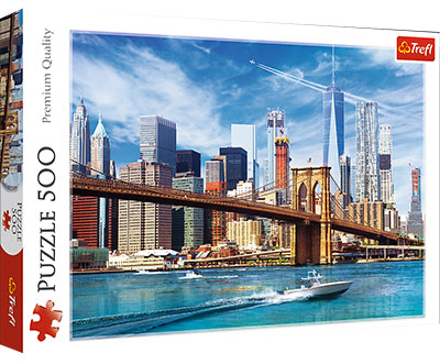 Puzzle - View of New York