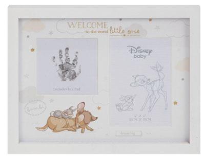Ram - Disney, Photo & Hand Print Bambi