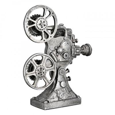 Skulptura - Steampunk Camera