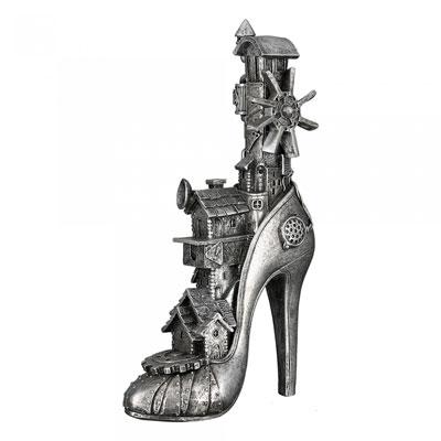 Skulptura - Steampunk Higheel