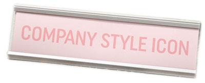 Stona dekoracija - Company Style Icon Pink
