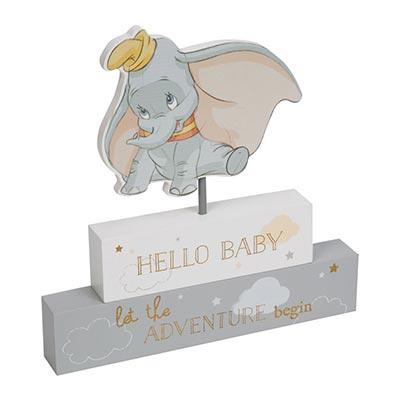 Stona dekoracija - Disney, Hello Baby Dumbo