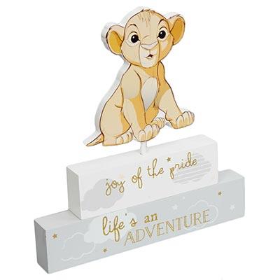 Stona dekoracija - Disney, Simba