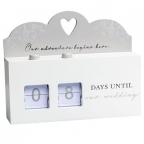 Stoni kalendar - Countdown to Wedding