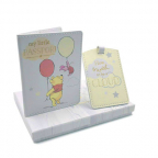 Tag za kofer i futrola za pasoš - Disney, Yellow Pooh