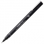 Uni Marker Pin 09-200, Crni, 0.9 mm
