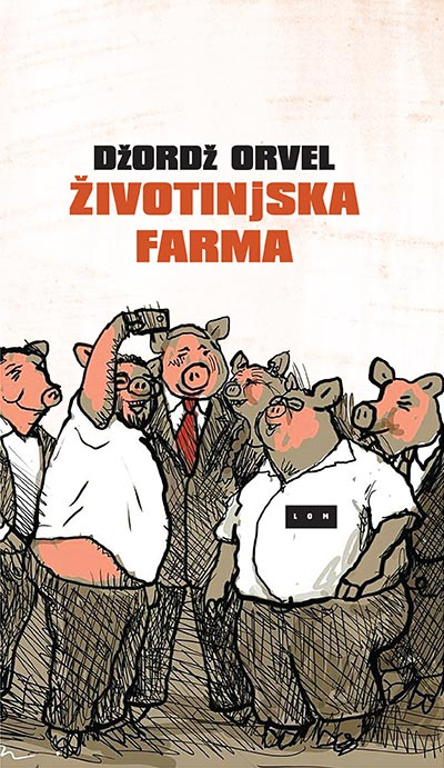 ŽIVOTINJSKA FARMA - LATINICA