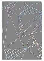 Agenda - Booklet Diary GlamLine Diamonds 2021
