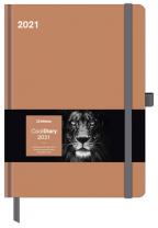 Agenda - Cool Diary Caramel 2021