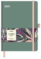 Agenda - Cool Diary Sage Green 2021