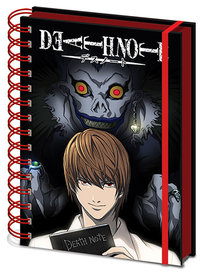 Agenda - Death Note, Shadow, A5