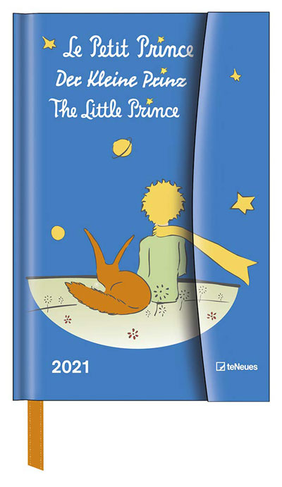 Agenda - Der kleine Prinz 2021 Magneto Diary